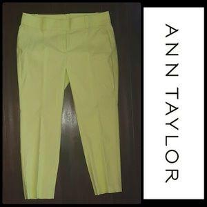 Size 2 Ann Taylor pants